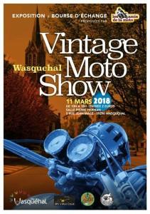 Vintage moto show wasquehal